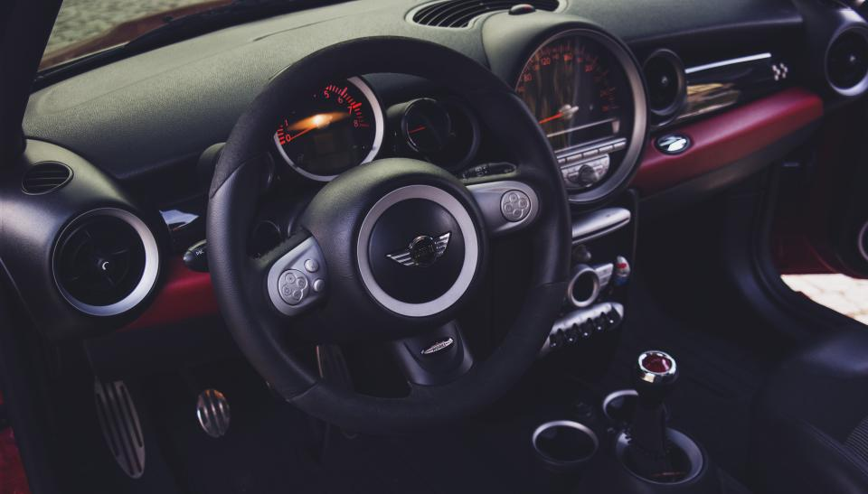 steering wheel dashboard indoor car automotive vehicle travel trip