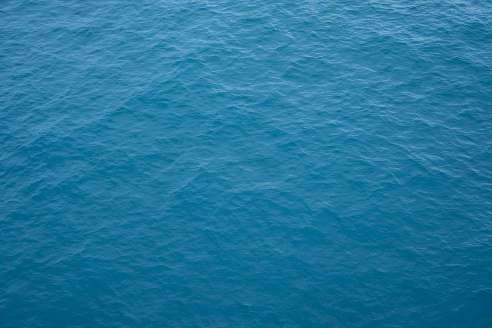 sea ocean blue water
