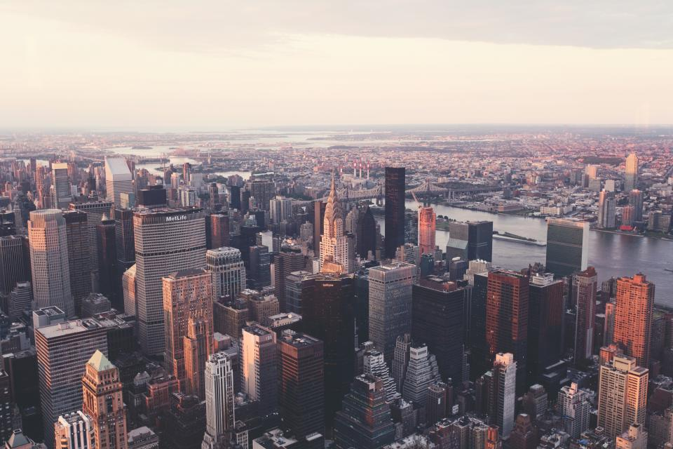 free photo of new york  city