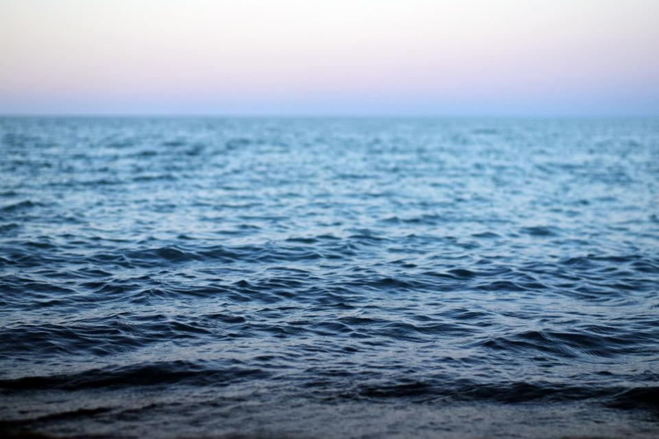 nature water ocean sea surface blue