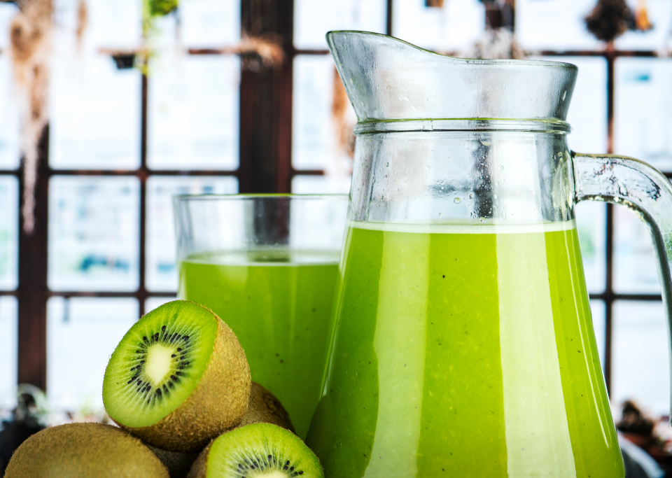 drink frappe fruit glass green healthcare healthy homemade ingredient jar jug juice kiwi macro natural nutrient nutrients nutritious organic raw recipe refreshing refreshment smoothie