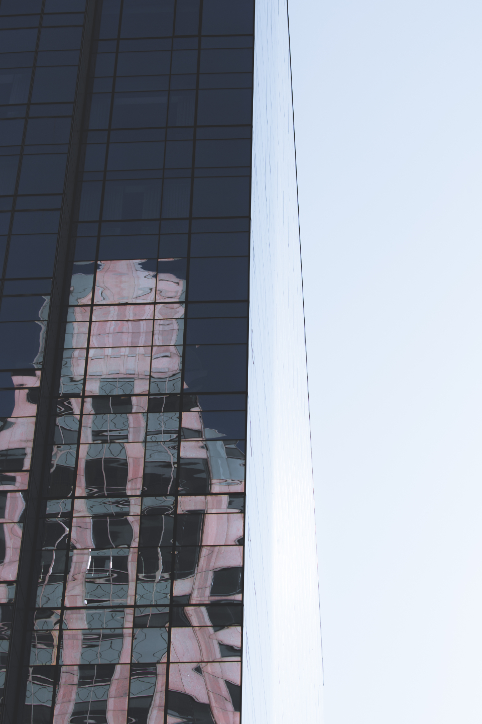 building architecture city modern windows design urban exterior wall office abstract reflection glass business