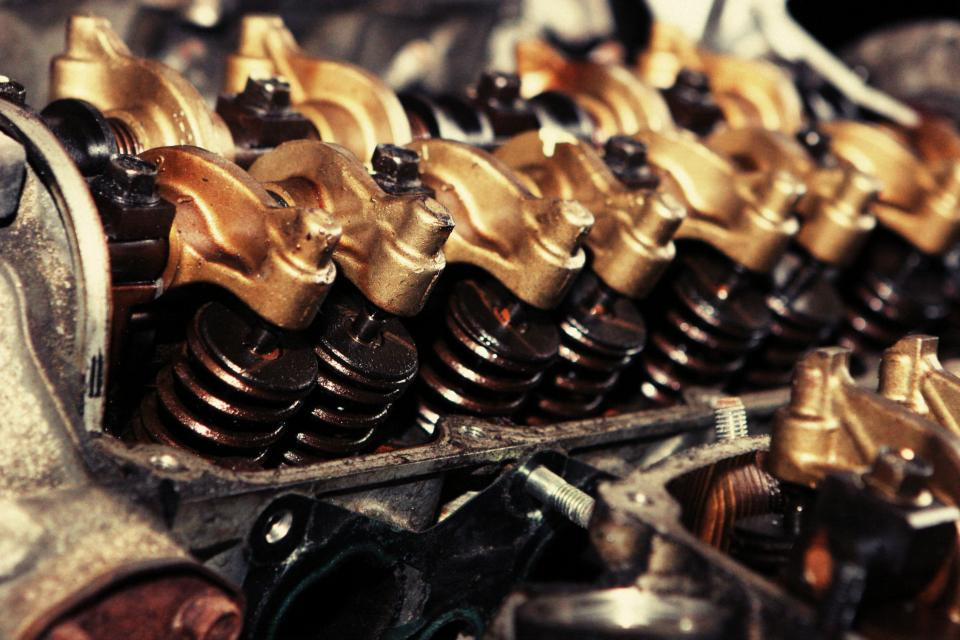 free photo of engine  block