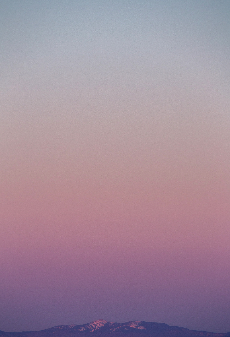 mountain sunrise pastel gradient nature sky view snow landscape climate atmosphere weather pink blue mountains outdoors