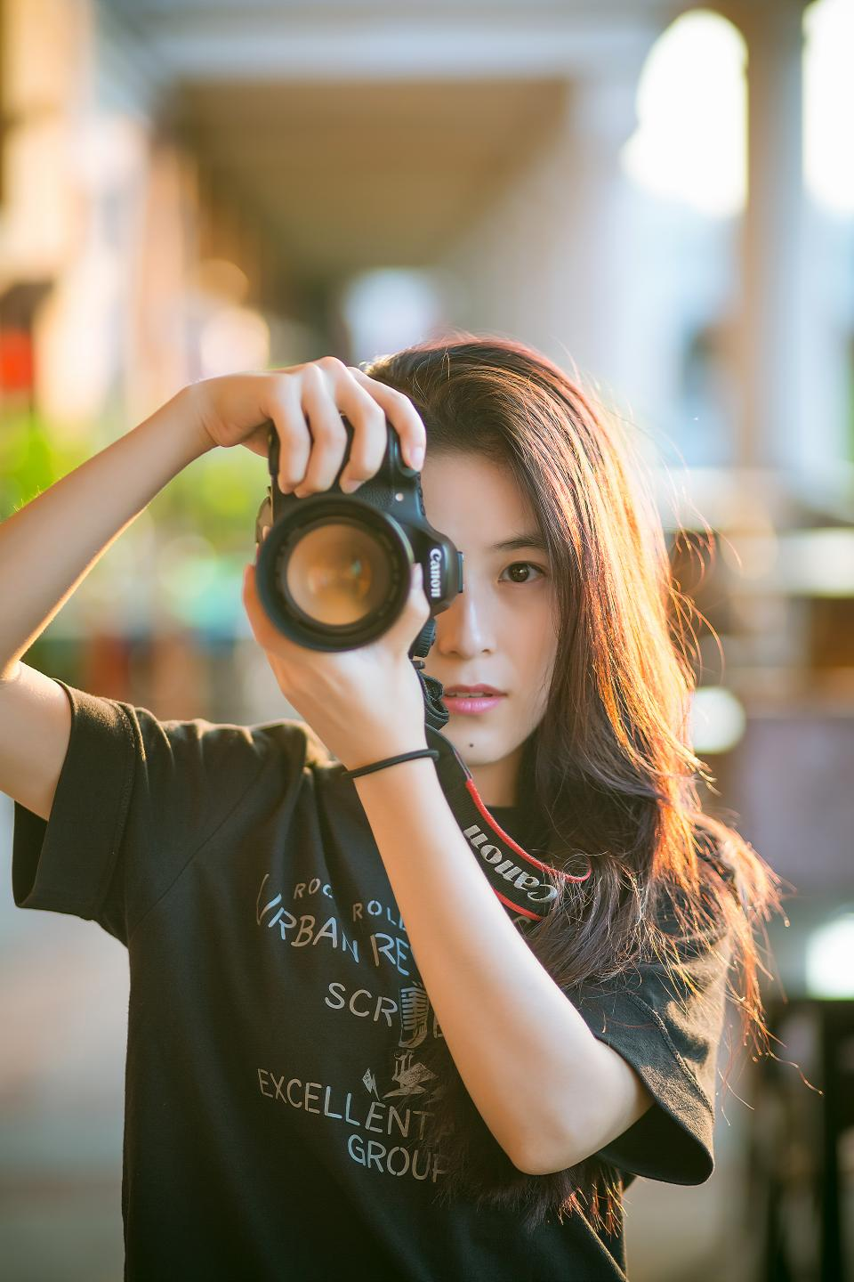 canon lens photography picture photographer people woman beauty photo