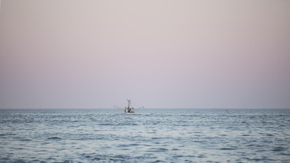 sea ocean water nature horizon sky boat sailing
