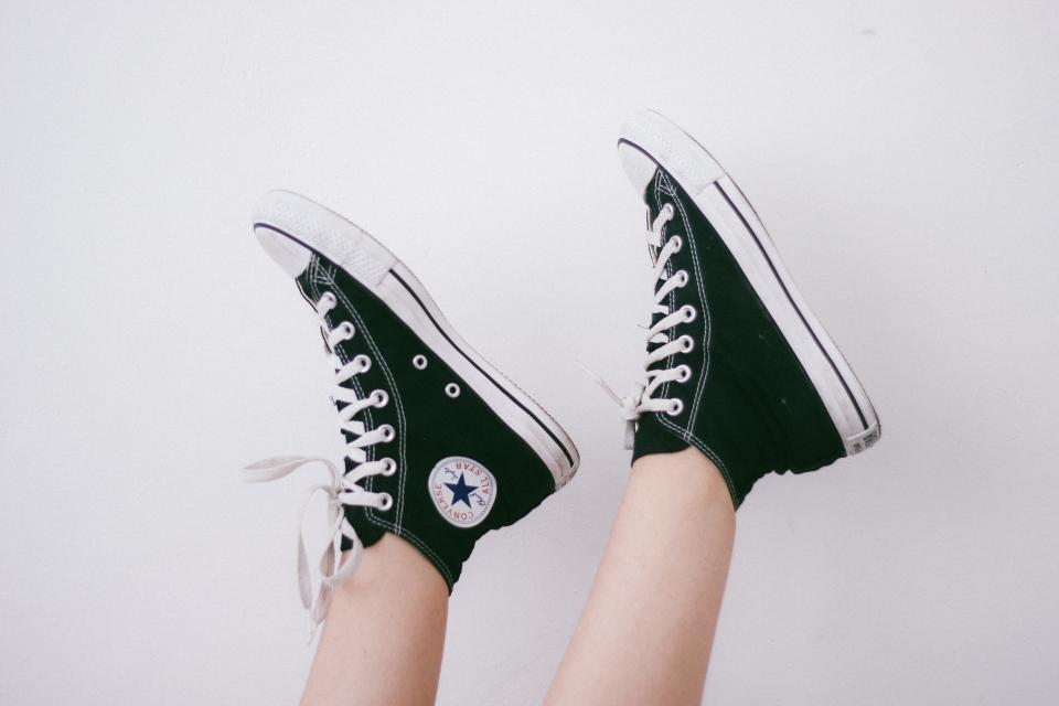 converse shoes footwear travel legs