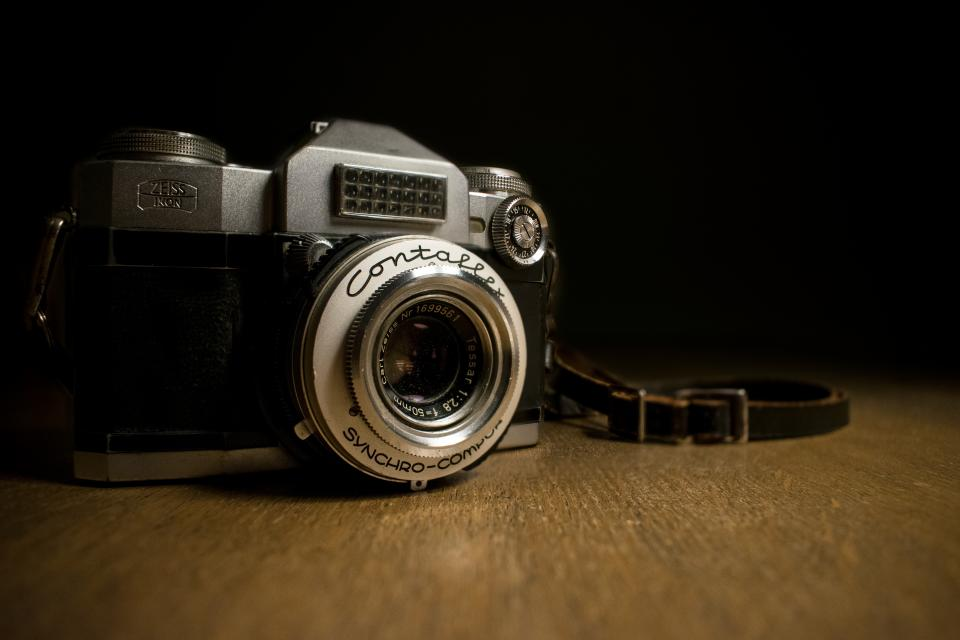 camera lens photography photo photographer vintage old film strap