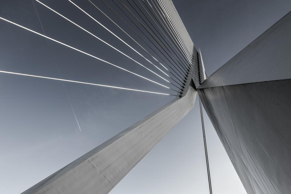 bridge architecture sky