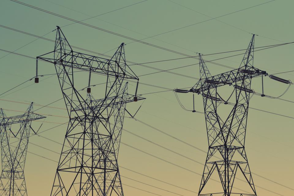 free photo of infrastructure  wires