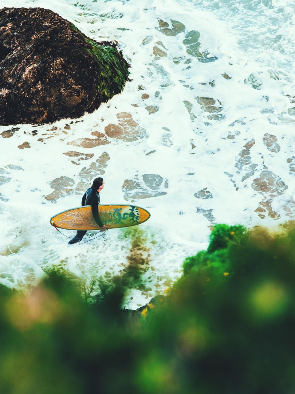people man surf waves ocean sea beach vacation adventure aerial