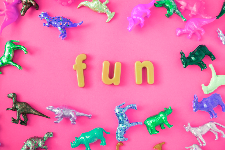 background childhood color colorful dinosaur effects elephant entertainment extinct figure figurine fun funky giraffe happy isolated jungle jurassic model no words object pattern p