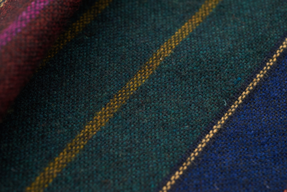 striped fabric texture pattern cloth clothing design material woven weave fiber fashion cover textile gold blue red green