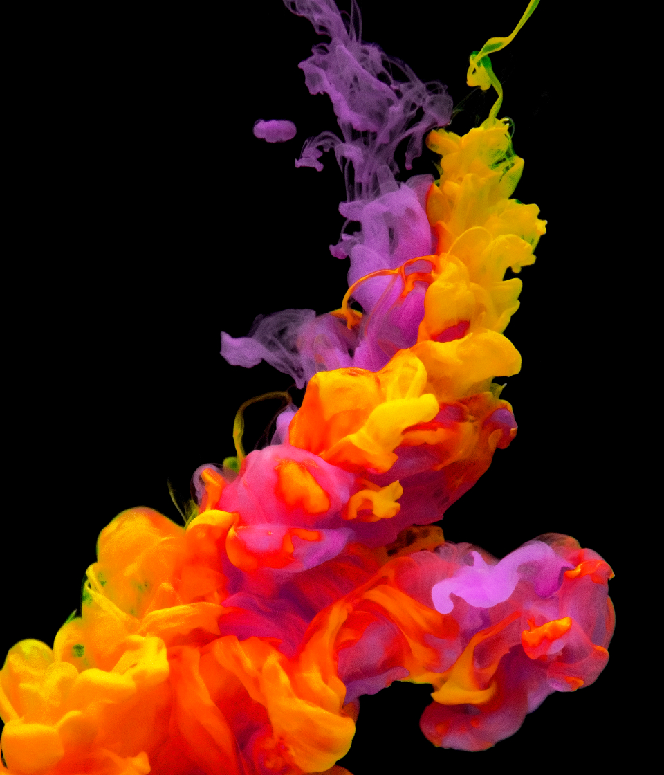 abstract acrylic art artistic background black black background blend bright burst cloud color in water colorful contrast creative decoration design dissolve dissolving drip drop dye dynamic explosion flowing ink liquid