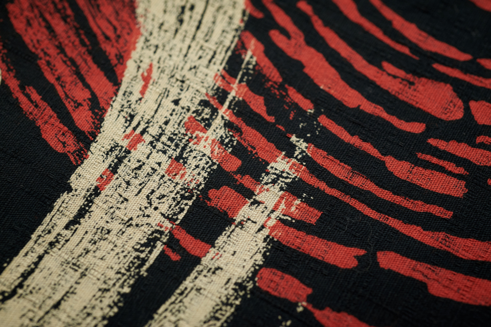Clothing Fabric Macro
