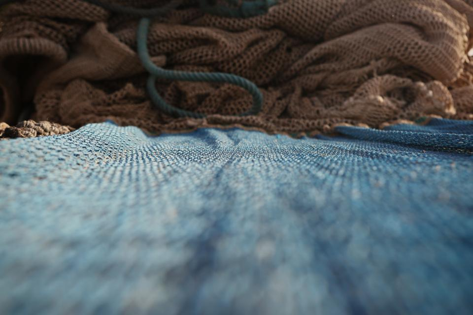 fishing net rope