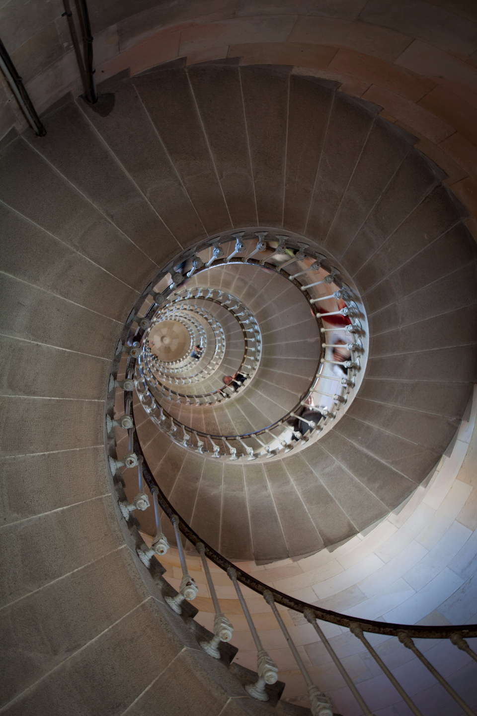 stairs dizzy round circle lighthouse spiral building architecture