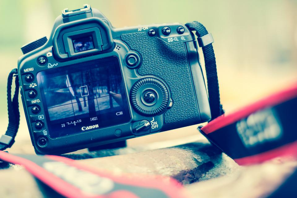 camera canon photography dslr blur