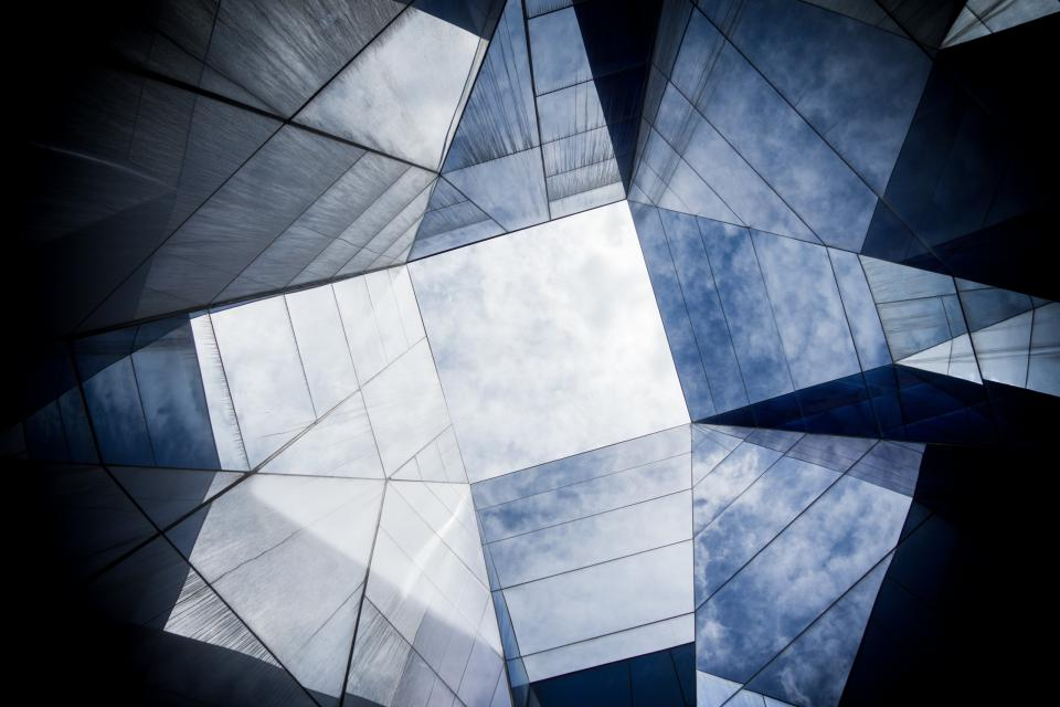 architecture building structure abstract