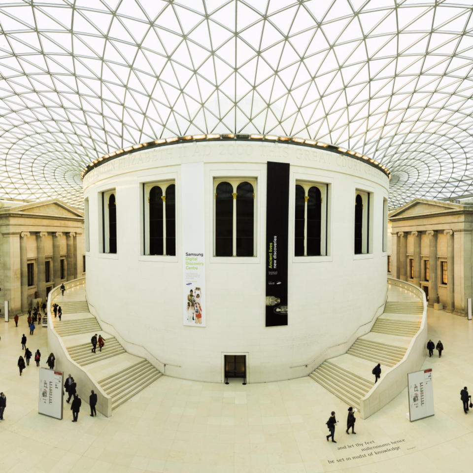london metropolitan museum white architecture modern