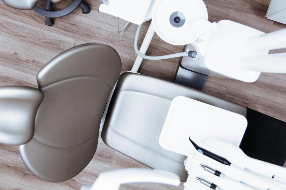 chair dentist dental clinic teeth medical medicine