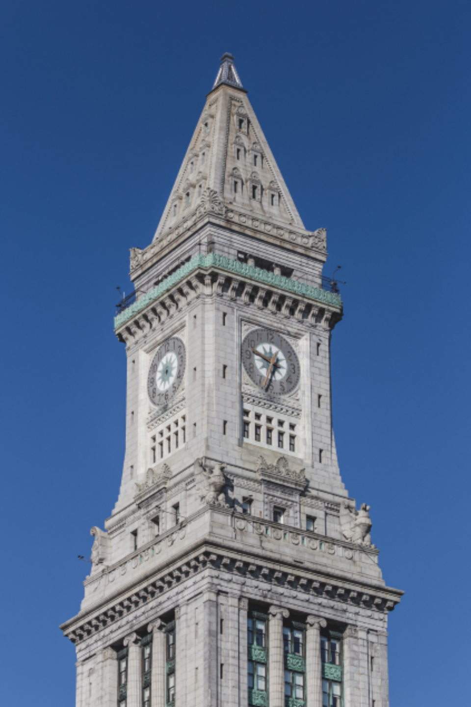 clock tower city ornate building classic landmark timepiece monument time sky tall antique architecture