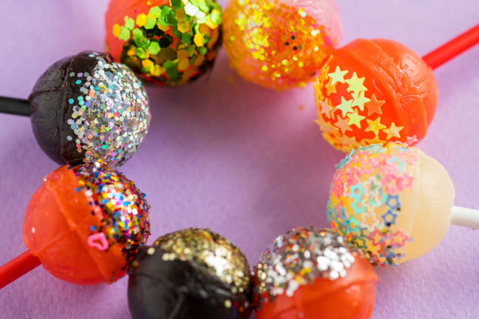 assortment candy childhood circle closeup color colorful confetti cool cosmic cosmo creative creativity decoration delicious design diverse effect festive flavor food fun funky glitter hard candy lollipop lolly mixed multi colored party pre
