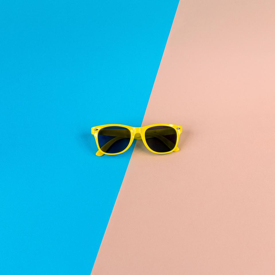 sunglasses summer objects fashion