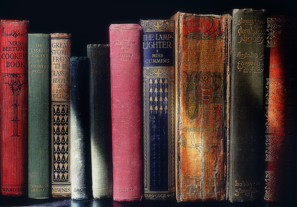 books old books bookshelf literature reading vintage read learn