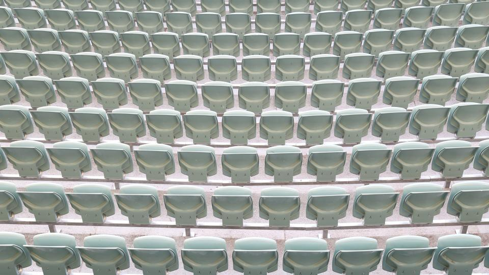 seats chairs seating stadium auditorium show