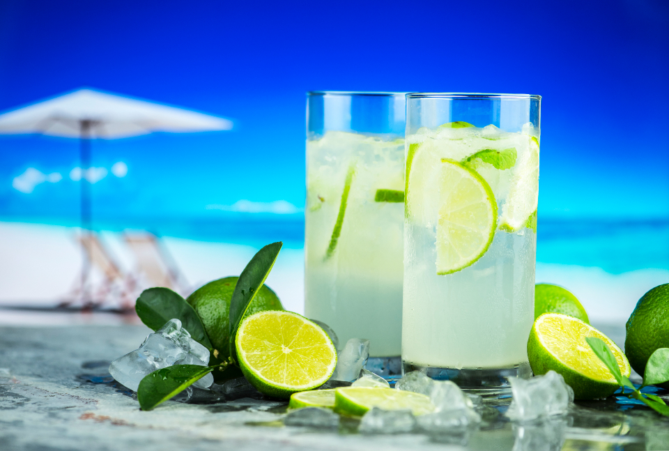 beach beverage citrus closeup cold cold drink detox detox drink drink food photography fresh freshness fruit glass green healthcare healthy herbs ice ice cube ingredient juice lemonade lime lime drink lime juice macro m