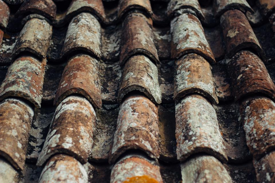 tile rooftop roof