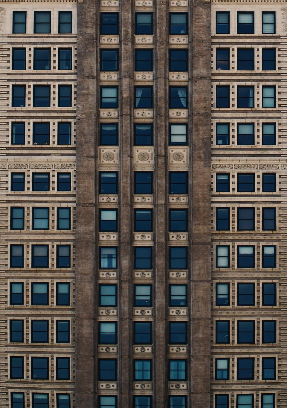 architecture building infrastructure structure establishment apartment windows condominium hotel