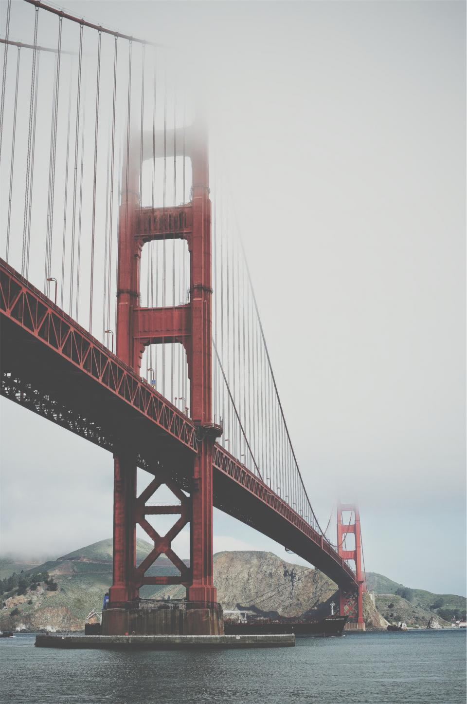 Free stock photo of Golden Gate Bridge San Francisco