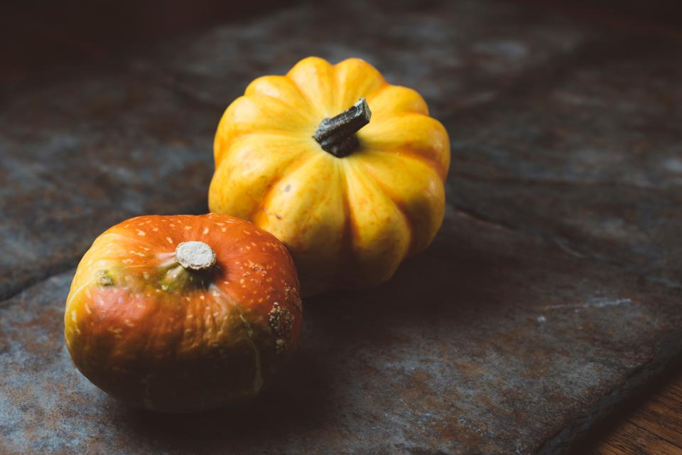 vegetable squash halloween pumpkin