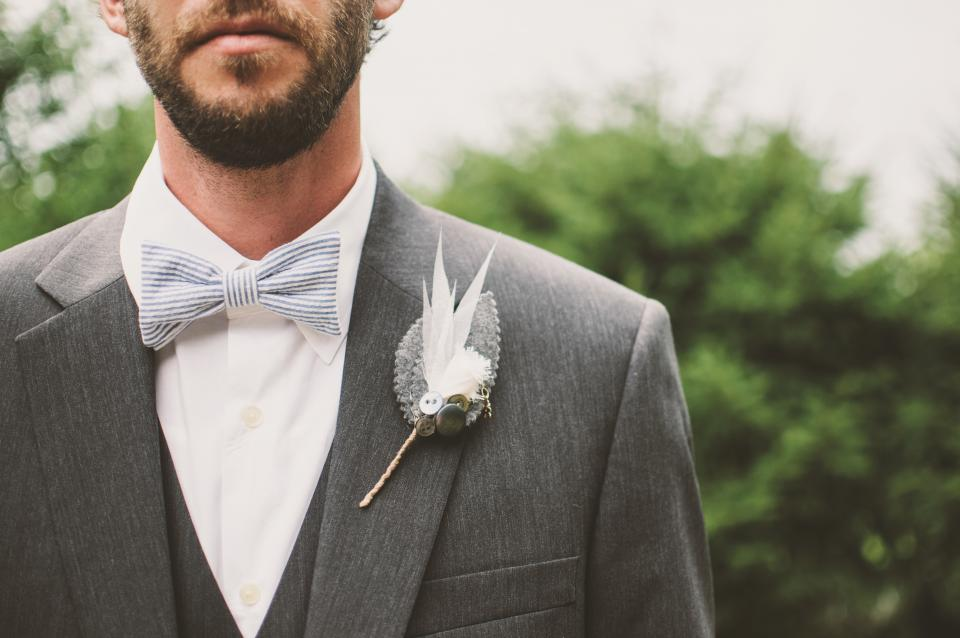 groom guy man people wedding suit bowtie