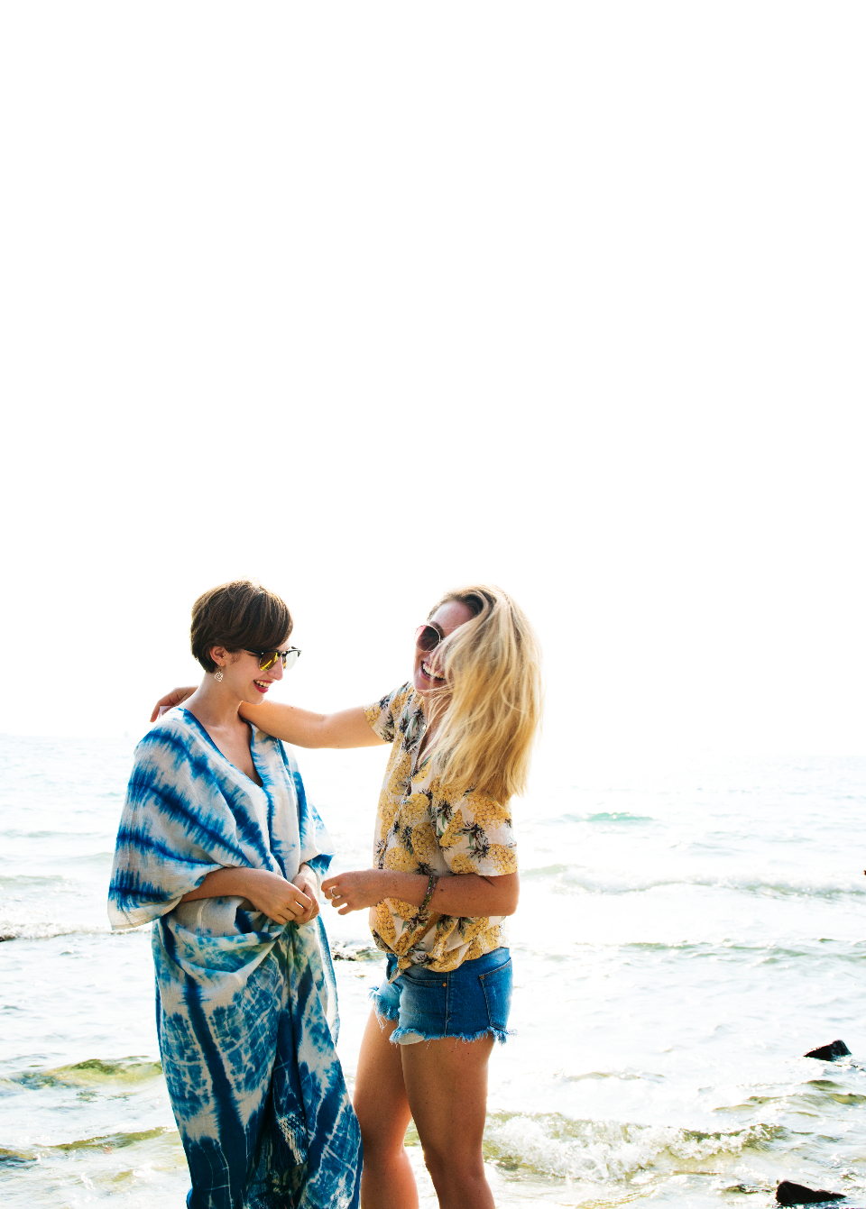 hug travel together wanderlust friends nature traveling friendship embrace weather cheerful smiling journey tourism leisure destination vacation joy holidays ocean carefree coast laughing adventure happy sunny casual tr
