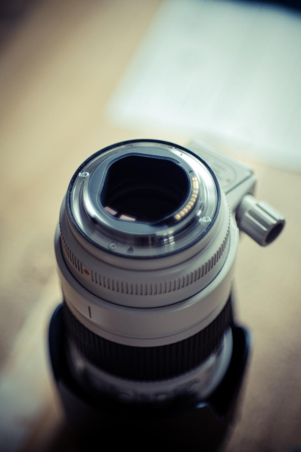 camera lens black silver photography blur