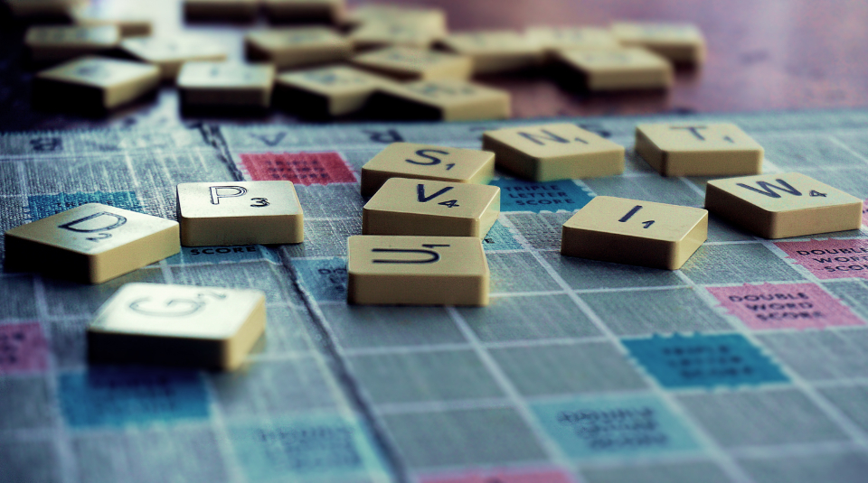 scrabble games board games board game words spelling spell letters game