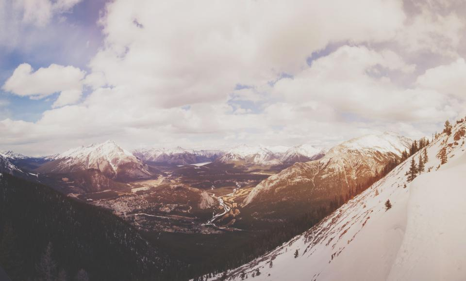 free photo of landscape  mountains