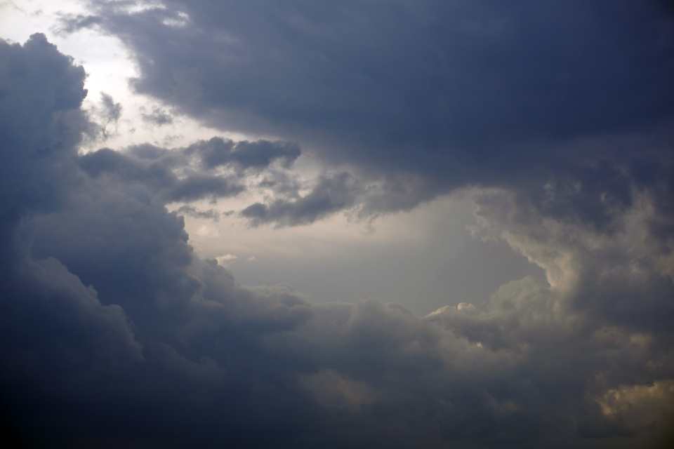 free photo of storm   clouds