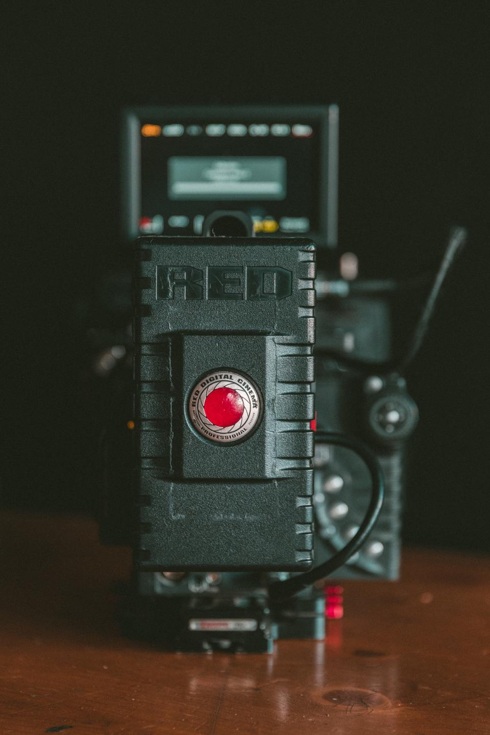 camera red video production film movie cinema digital