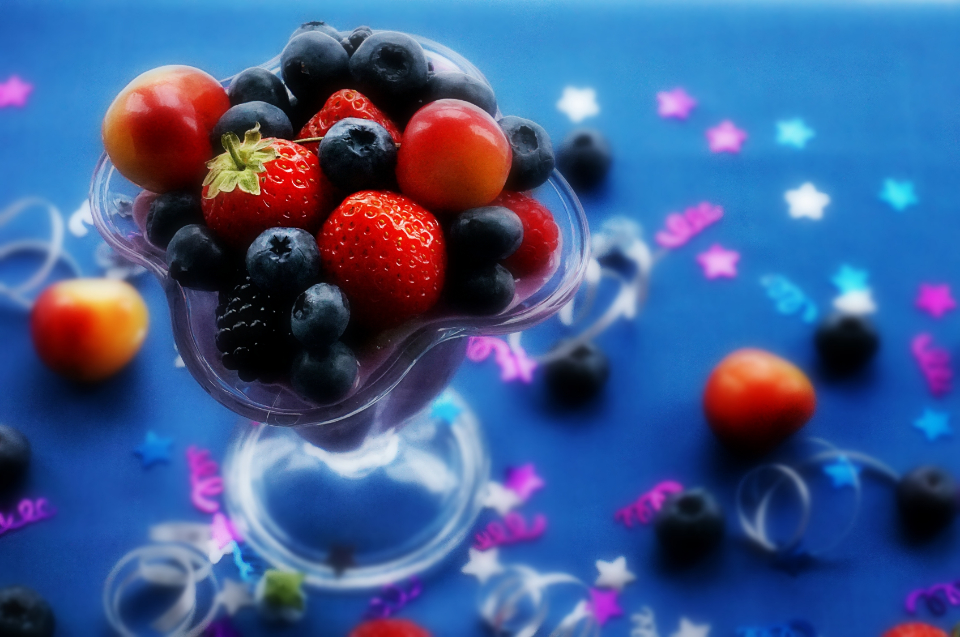 fruit strawberries blueberries food berries cherries raw food healthy food eating healthy