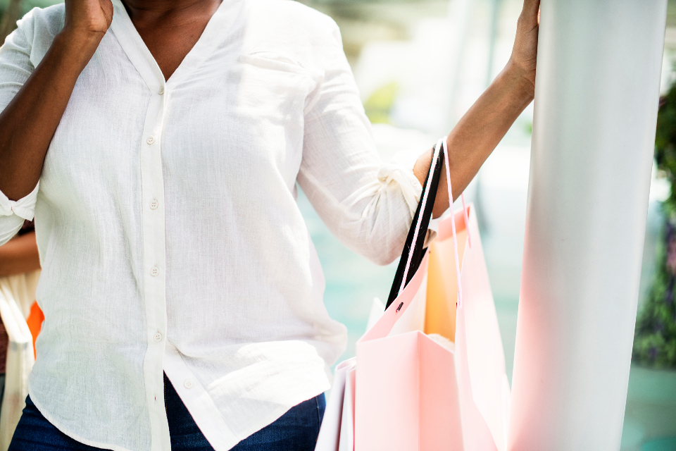 african american bag buying cellphone city communication community connecting connection consumer conversation data device digital electronic gadget global information innovation internet media mobile network networking online