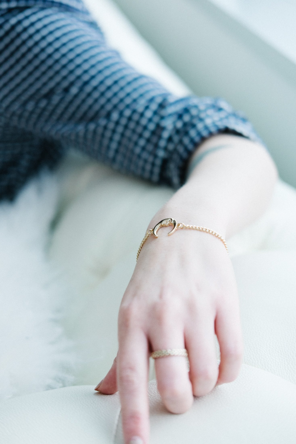 woman hand bracelet ring fashion female arm body finger detail model jewelry casual person
