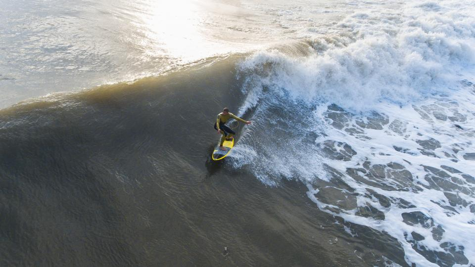 sea ocean blue water nature waves people man surfing sport adventure outdoor