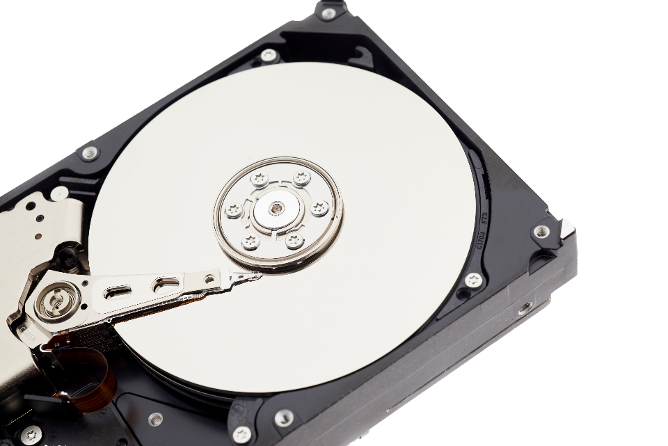 disk drive data close up computer technology hard drive electronics magnetic macro storage device hdd
