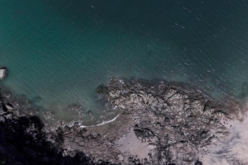 nature landscape aerial travel adventure water ocean sea beach sand