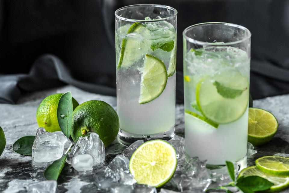 beverage citrus cold cold drink detox detox drink drink food photography fresh freshness fruit glass green healthcare healthy herbs ice ice cube ingredient juice lemonade lime lime drink lime juice macro mint natural nu