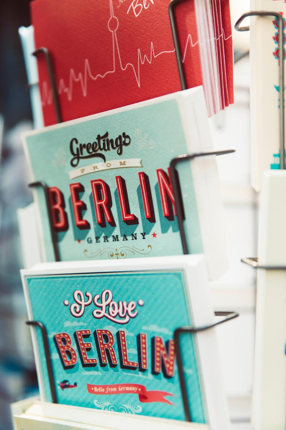 book germany bookstore blue rack library